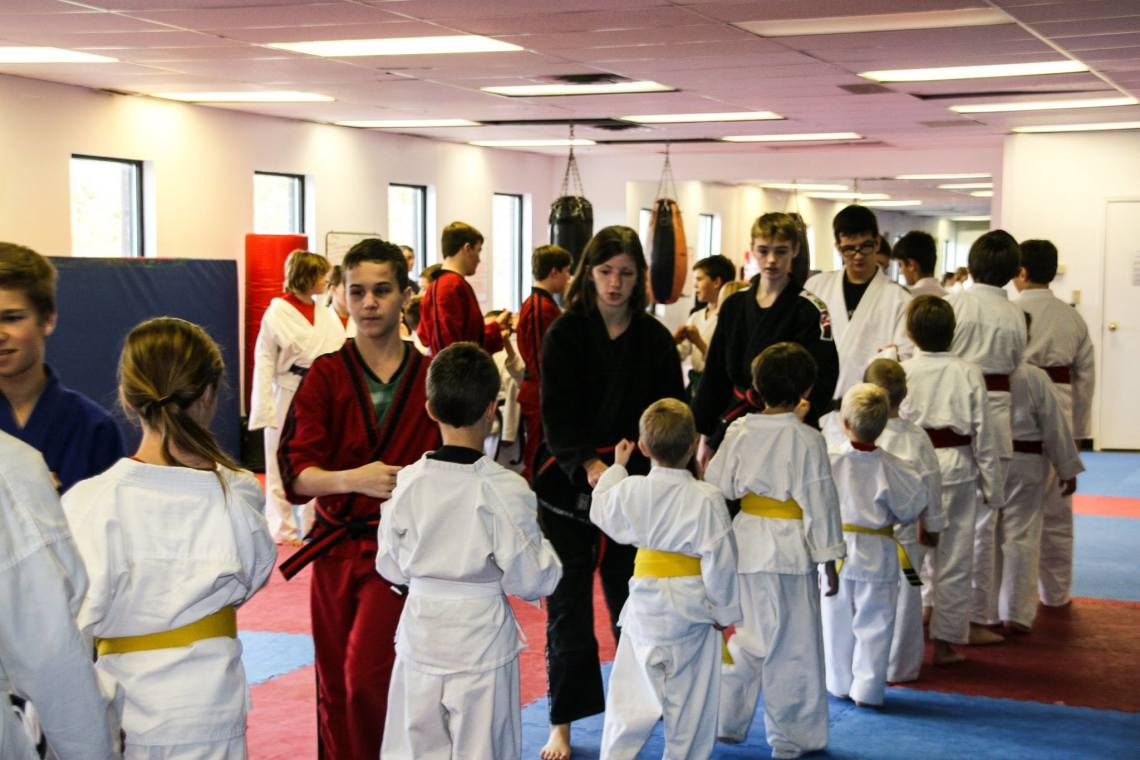 Beginner Kids Martial Arts Classes